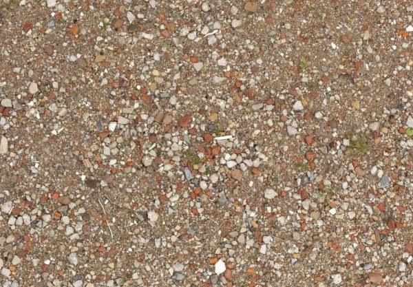gravel dirt texture