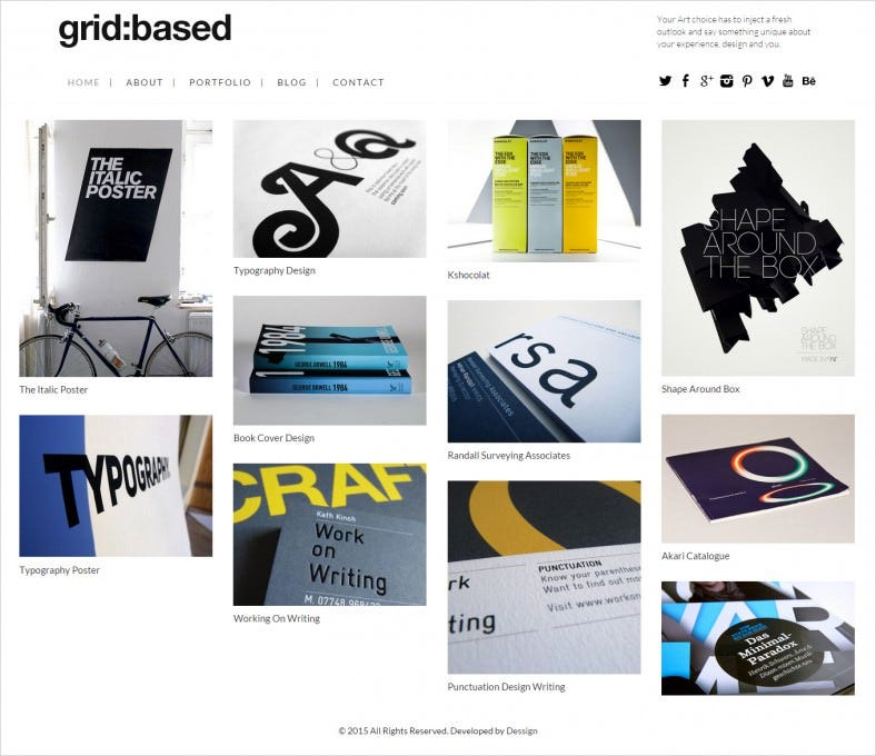 grid based theme wordpress 1 788x680
