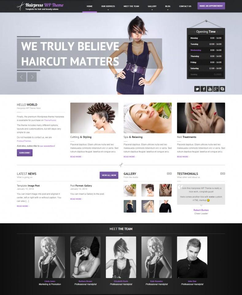 hairpress wordpress theme for hair salon 58 788x958