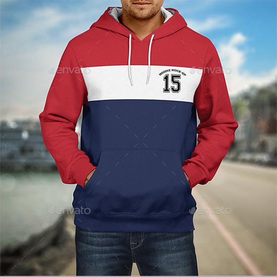 hoodie mockup men edition templates