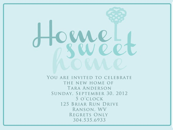 House warming invitation template stopboris Choice Image