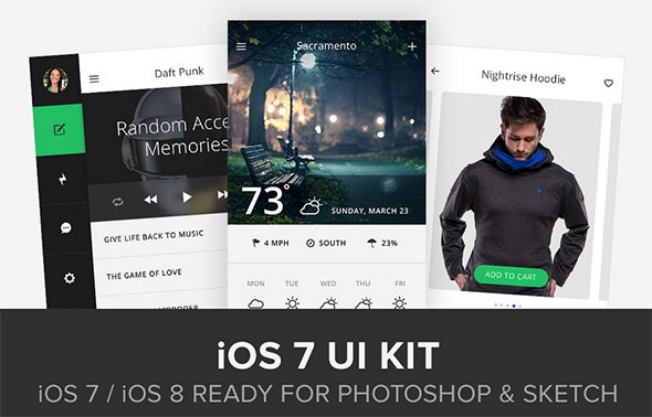 ios ui psd templates download