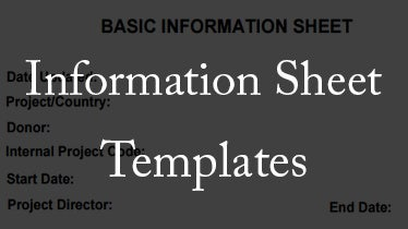 information sheet template featured image1