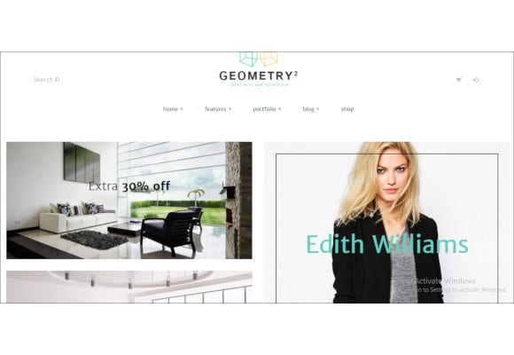 interior design furniture shop wordpress theme
