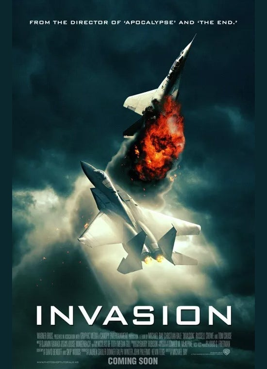 Invasion-Movie-Poster-Making-Tutorials