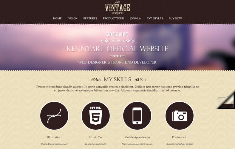 jsn retro creative joomla theme 59 788x502