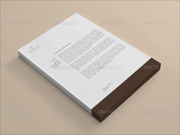 legal and lawyer letterhead download