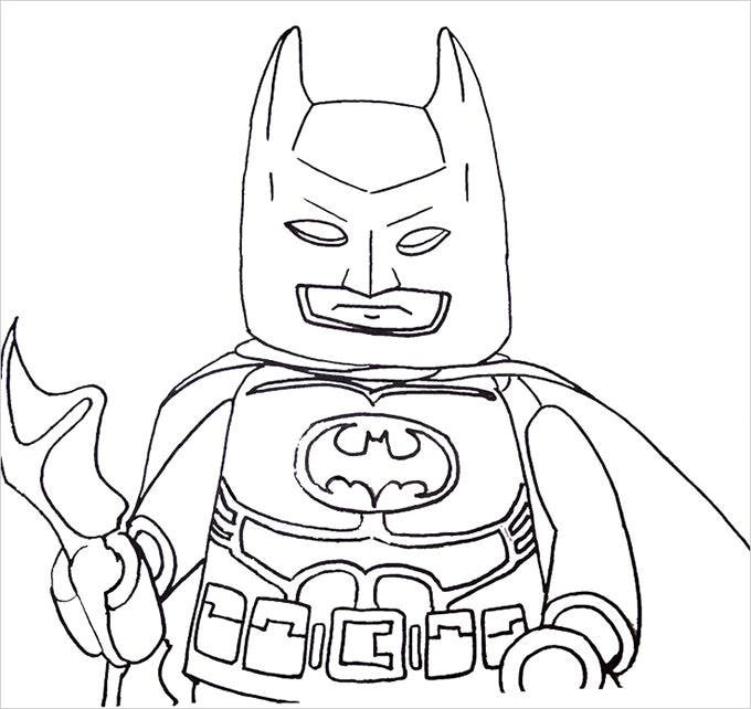 lego batman superhero