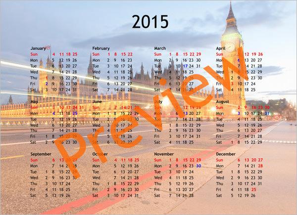 April Calendar London : Monthly calendar template free templates