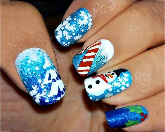 long lasting nail polish design