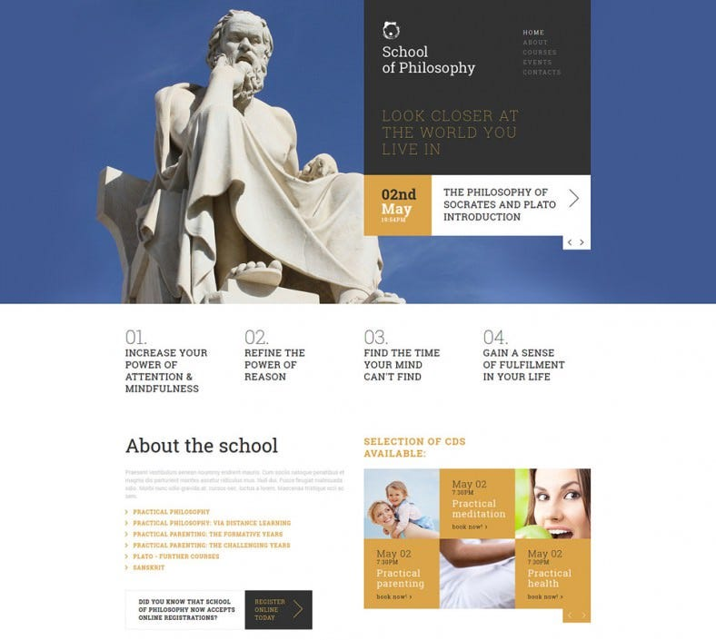 love of wisdom school joomla template 75 788x705