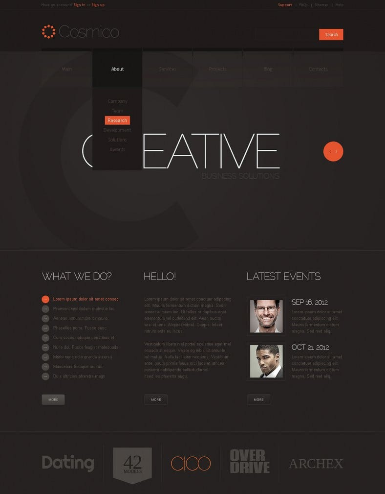 marketing agency responsive website template 41 788x1009