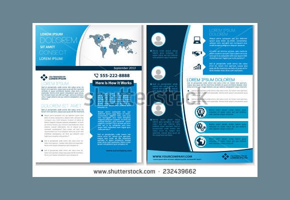 medical magazine poster template - Free Poster Design Templates