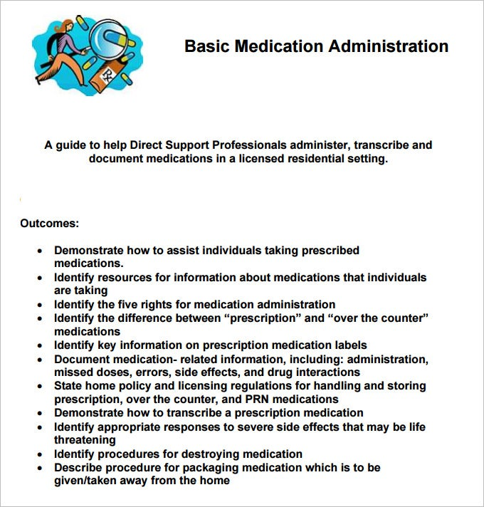 medication sheet template pdf download