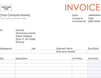 115+ Invoice Templates - Free Word, Excel Documents Download