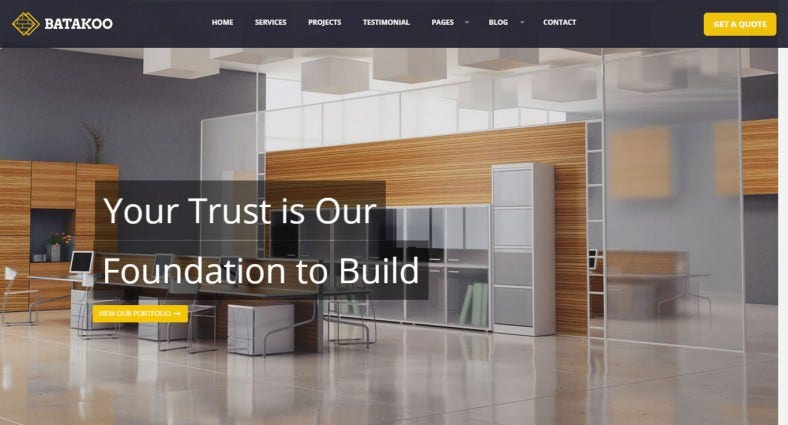 modern construction wp theme 788x425