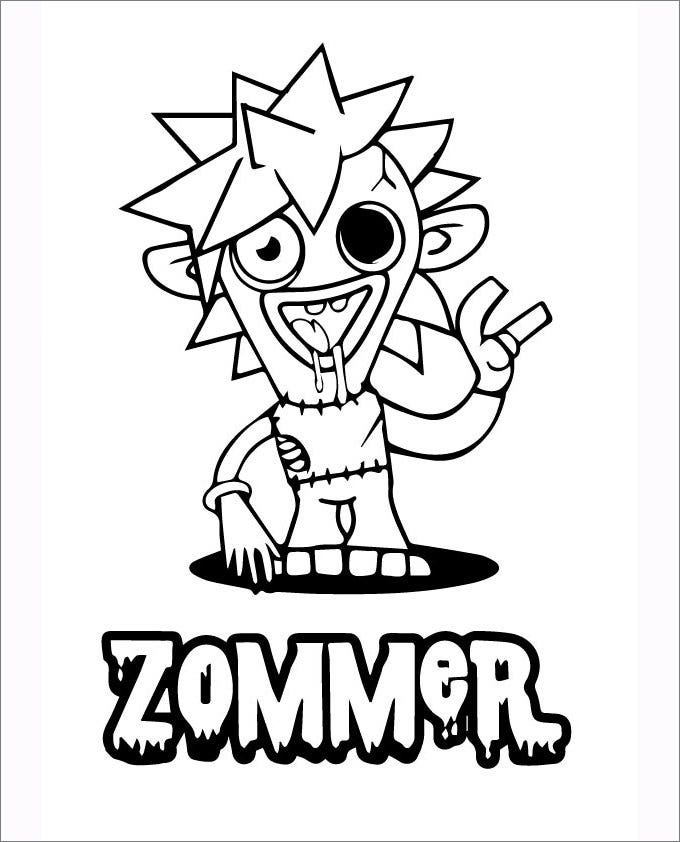 moshi monsters zommer