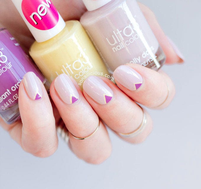 nail design for summer