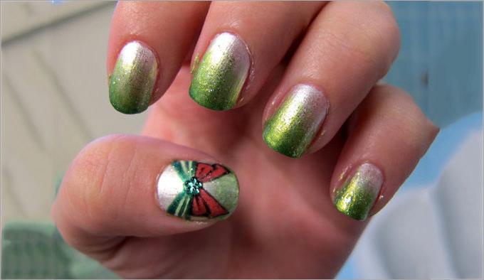 Nail Polish Colour Design