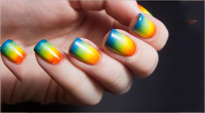 nail polishes design