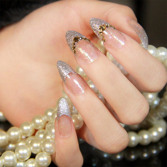 28 Amazing Wedding Nail Designs For Every Bride