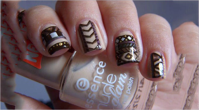 27 fall nail art designs free premium templates new fall nail design prinsesfo Image collections