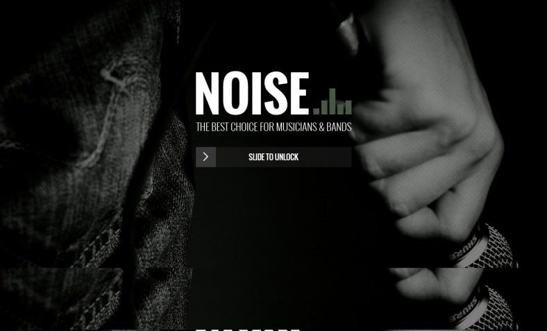 noise dj band wordpress template 58 788x477
