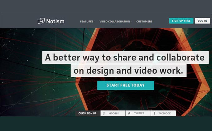 notism ux design tool