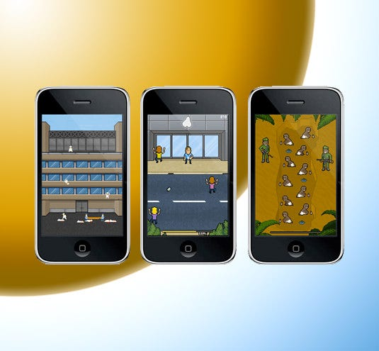 Open-Source iPhone Game Designing Tutorial -