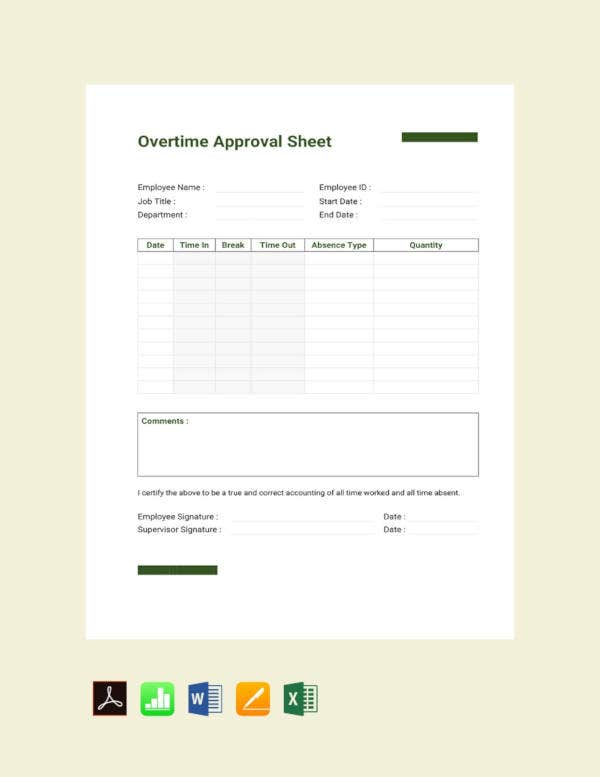 overtime-approval-sheet-template