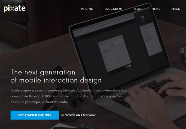 pixat prototyping tool