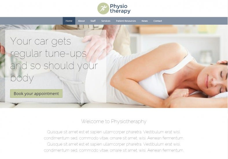 physiotherapy wordpress theme 67 788x548