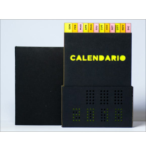 pocket calendar design template1