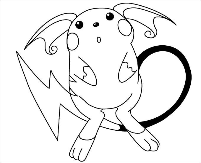 pokemon coloring pictures