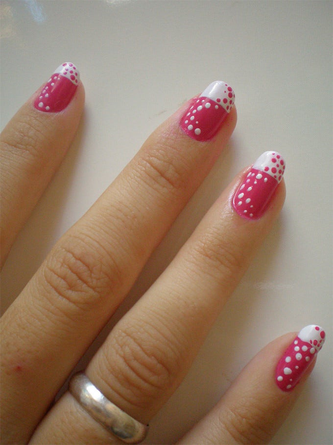 40 Fabulous Collection Of Pink Nail Designs Free Premium Templates