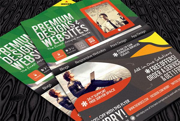 premium design psd poster mockups