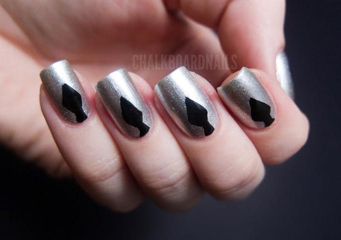 pretty creative nail design