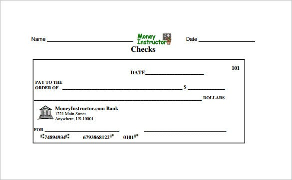 print sample blank checks bank check writing template html autos weblog. Black Bedroom Furniture Sets. Home Design Ideas
