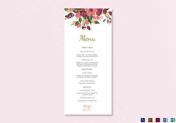 printable-burgundy-floral-wedding-menu-card