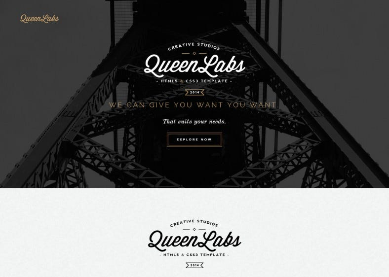 queen retro responsive template 43 788x562