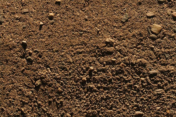 red sand dirt texture