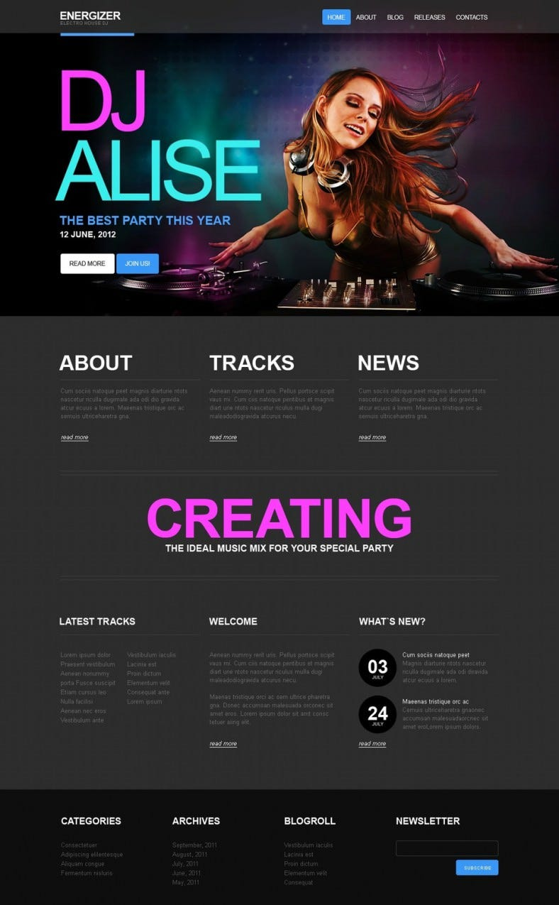 responsive dj wordpress theme 40 788x1275