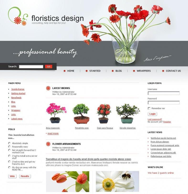 responsive florist joomla theme 55 788x813