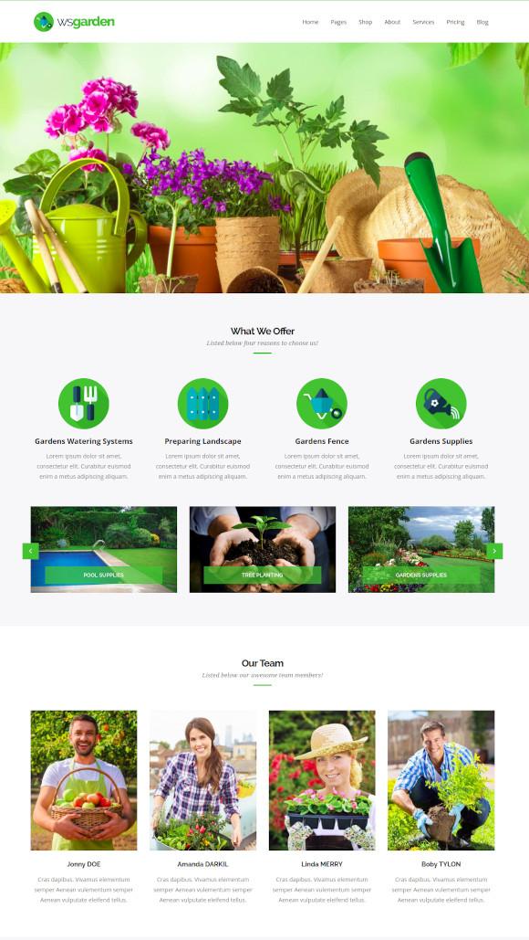 responsive gardening drupal 7