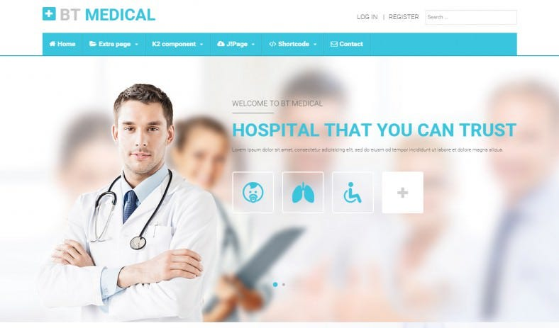 responsive medical doctor joomla theme 48 788x463