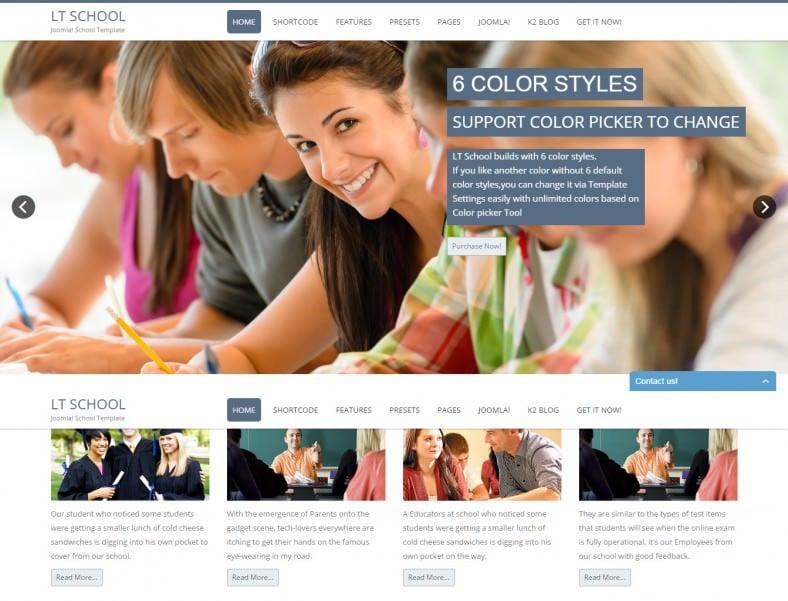 responsive school joomla theme 49 788x601