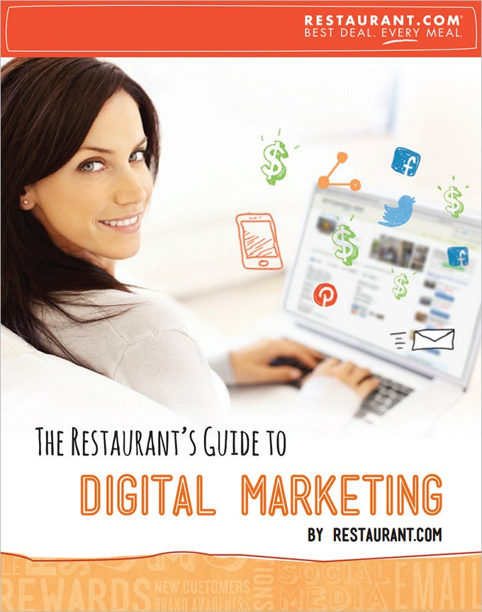 restaurant marketing plan template download