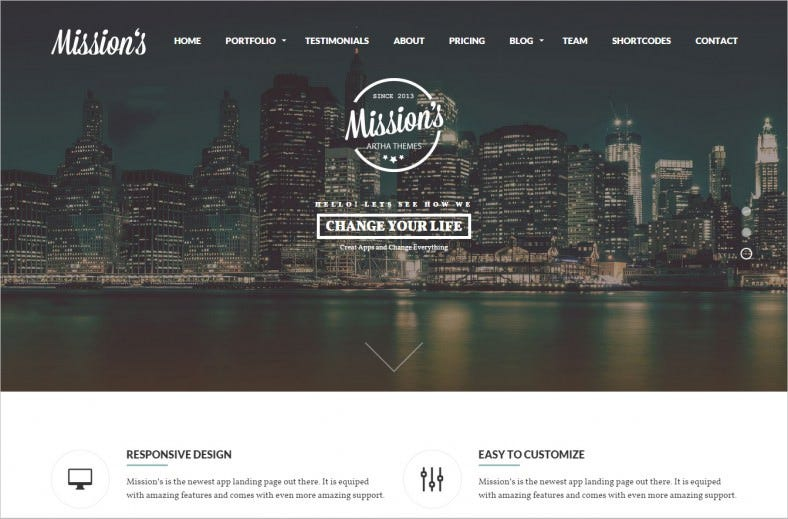 retro mission joomla theme 1 788x519