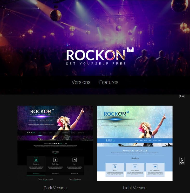 rockon night life responsive wordpress theme 788x801