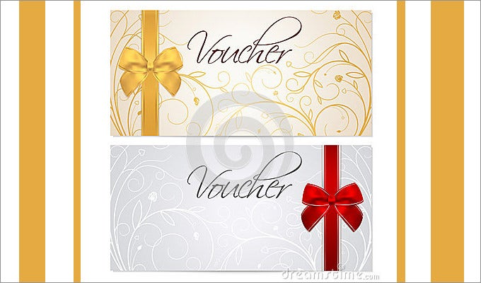 Blank Voucher Template   Free Word Pdf Psd Documents Download